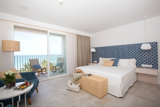 Junior suite hotel myseahouse flamingo playa de palma