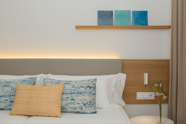 Doppelzimmer hotel myseahouse flamingo only adults +16 playa de palma