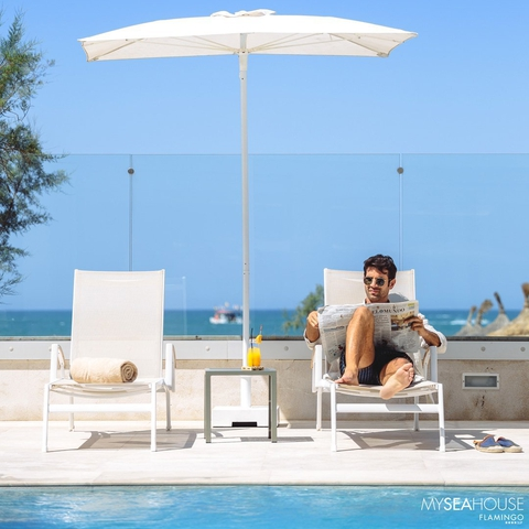 Sonnenterrasse hotel myseahouse flamingo only adults +16 playa de palma