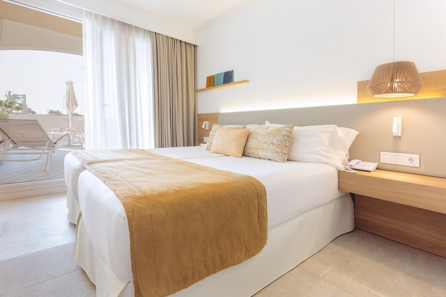 Doble superior hotel myseahouse flamingo only adults +16 playa de palma
