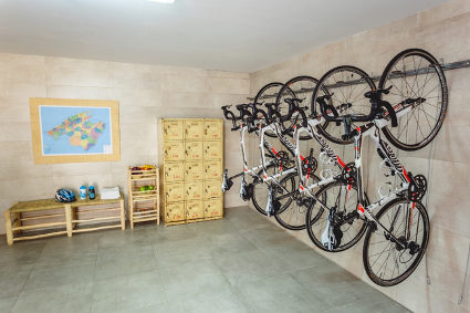 Gym & Bicycles MySeaHouse Hotels